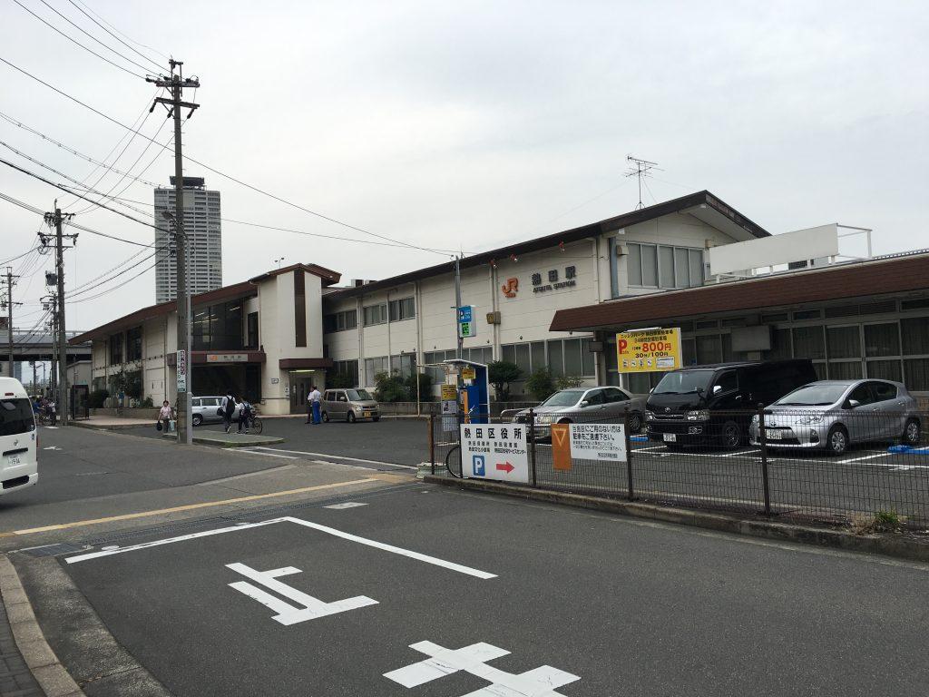 JR熱田駅