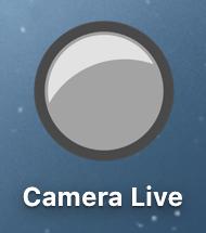 Camera liveのアイコン